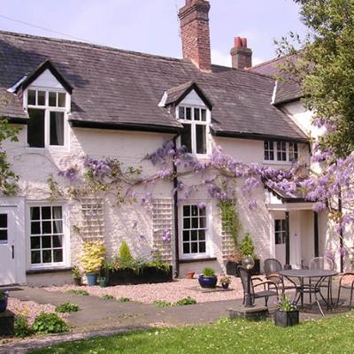 Plas Efenechtyd Cottage